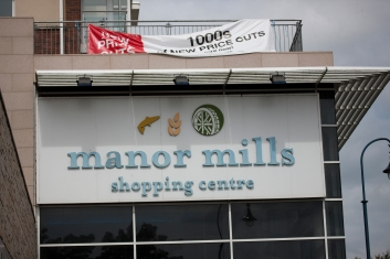 manor mills shopping mall